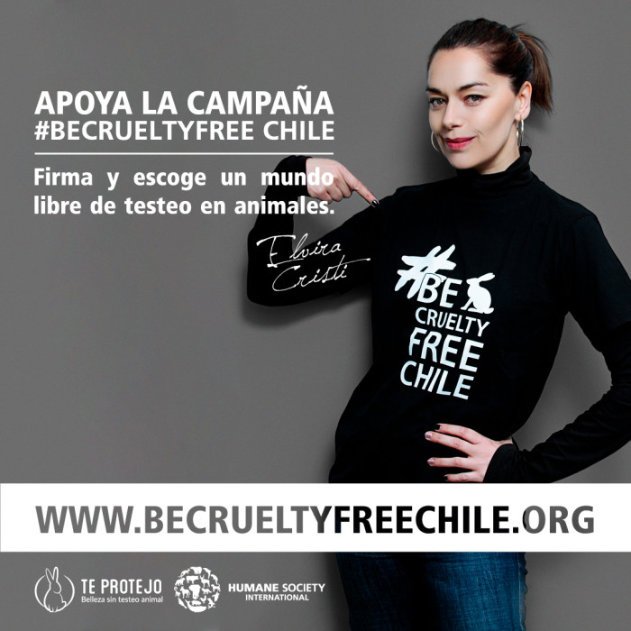 Be Cruelty Free Chile