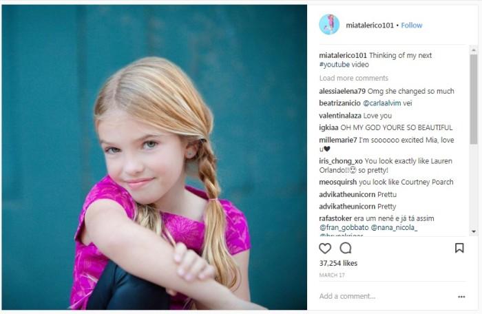 Instagram | Mia Talerico
