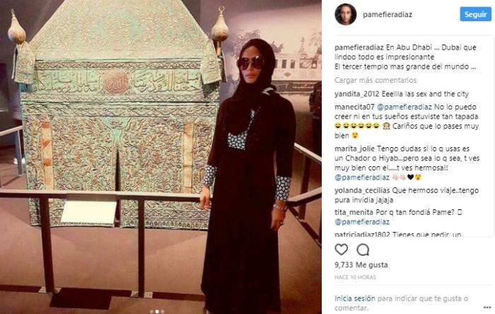 Instagram |Pamela Díaz
