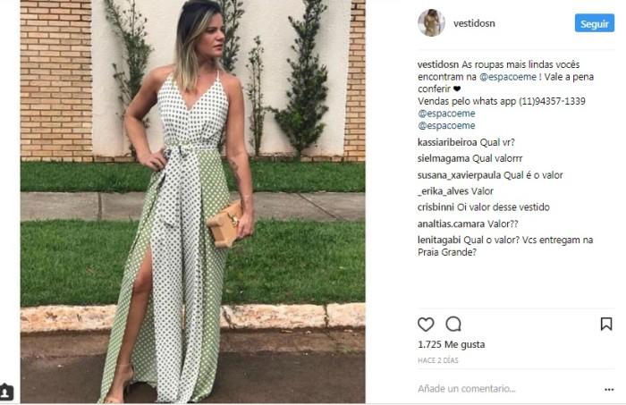 Nathalia Lustosa | Instagram