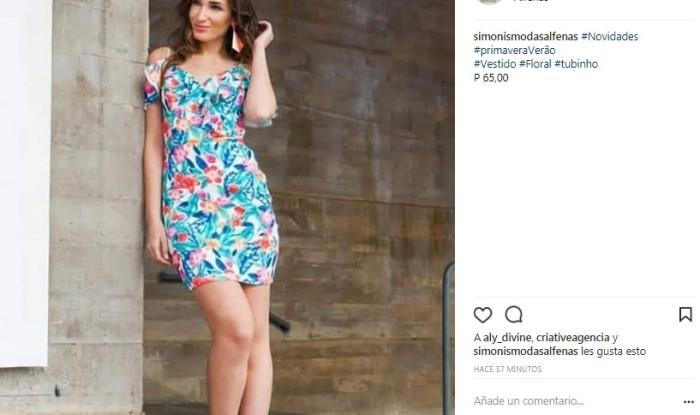 Simonis modas Alfenas | Instagram