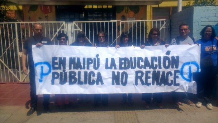 Colegio de Profesores de Maipú