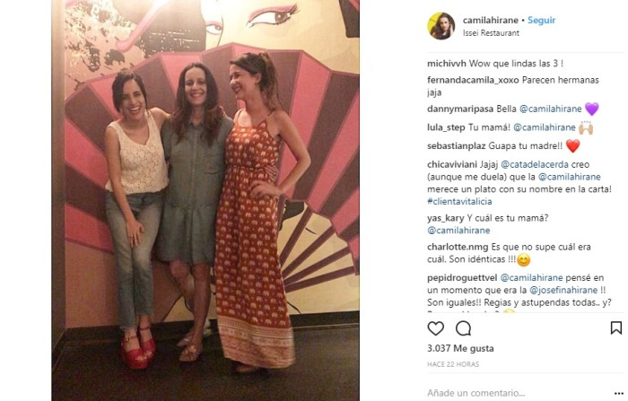 Camila Hirane   Instagram