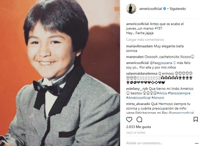 Américo | Instagram