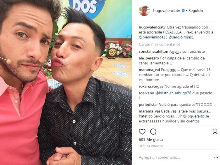 Hugo Valencia | Instagram