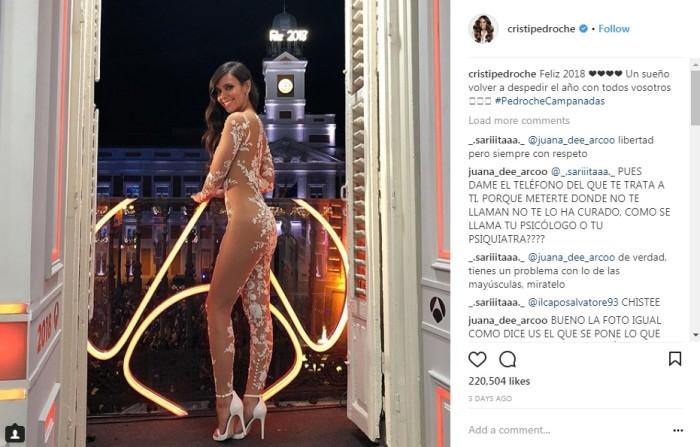 Cristina Pedroche |Instagram