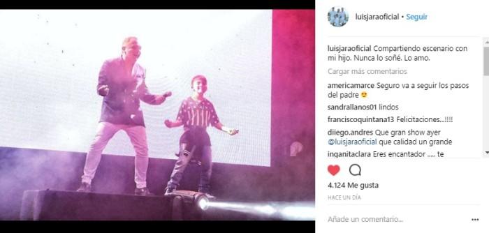 Luis Jara   Instagram