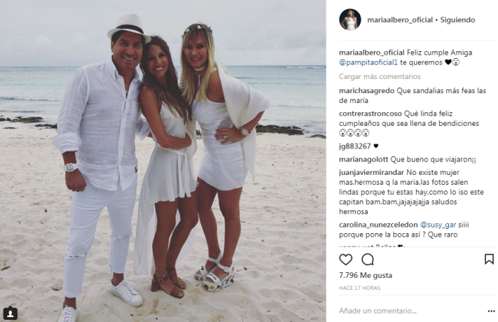 María Alberó | Instagram
