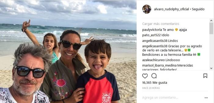 Álvaro Rudolphy | Instagram