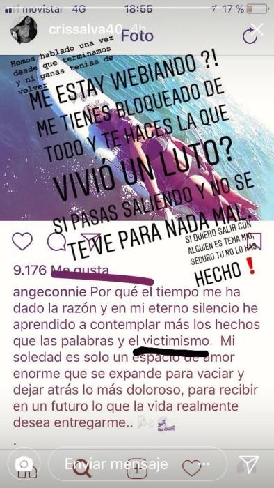 Captura Instagram | Cristobal Alvarez