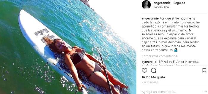 Captura Instagram | Angela Duarte