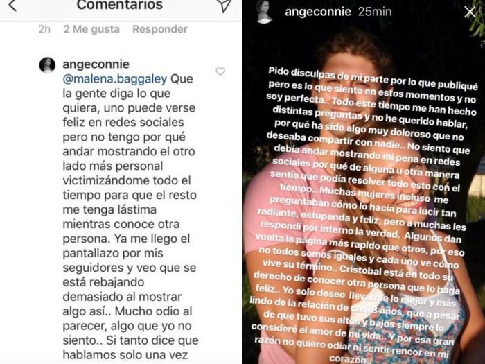 Captura Instagram Angela Duarte