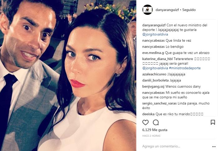 Daniela Aránguiz | Instagram