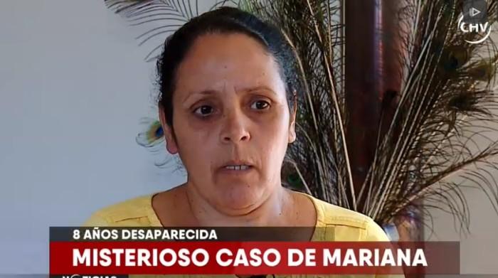 Madre de Mariana Sepúlveda