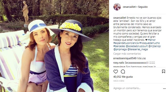 César Cailliet | Instagram
