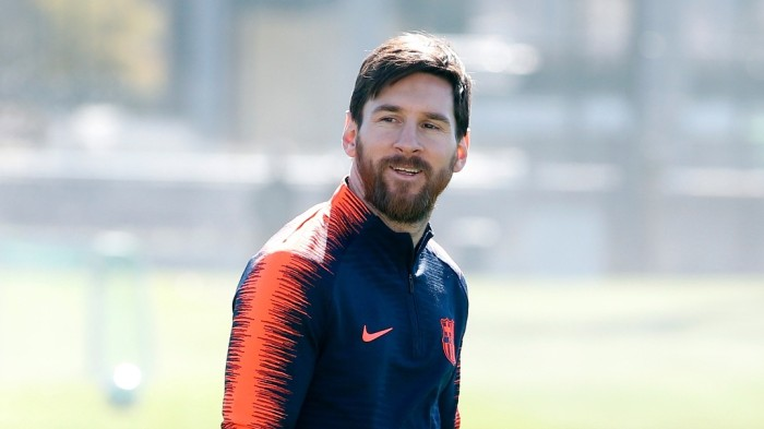 Lionel Messi | Instagram