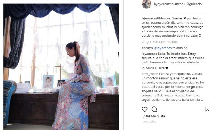 Joyce Castiblanco   Instagram