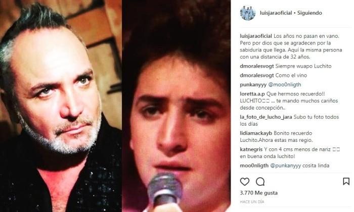 Luis Jara | Instagram Oficial