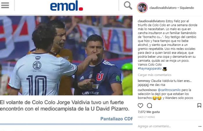 Claudio Valdivia   Instagram