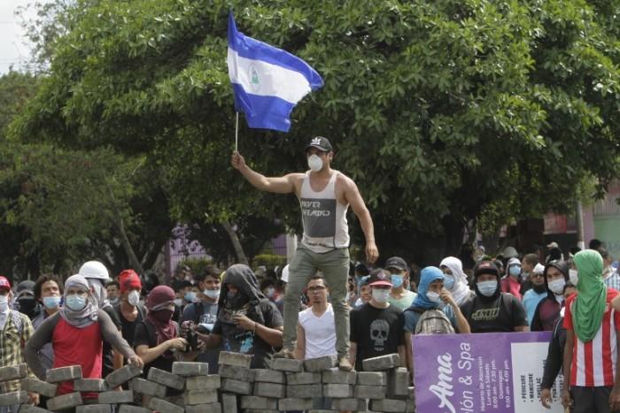 INTI OCON / AFP
