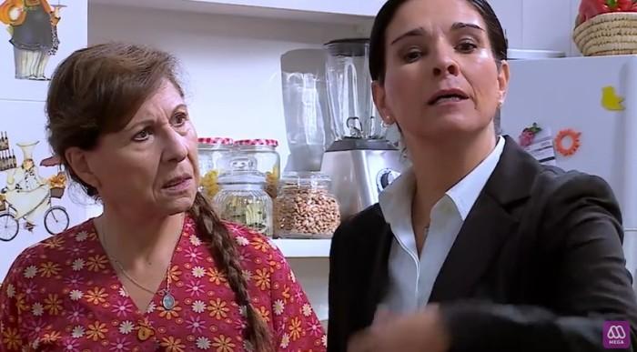 Teresita Reyes en Amanda| Youtube