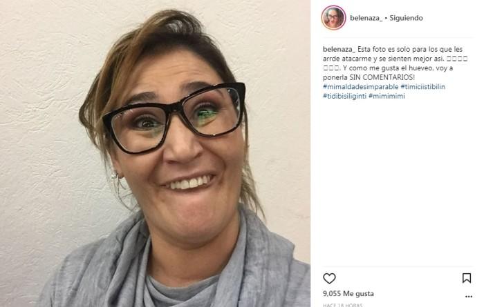 Belén Mora / Instagram