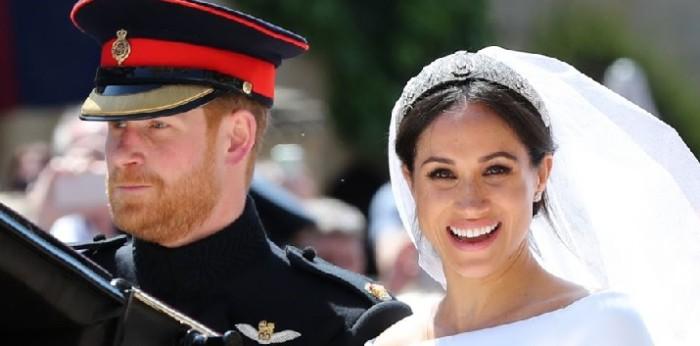 19c30300f Para no parar de reír: los hilarantes memes que dejó la boda real ...