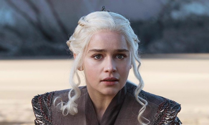 Daenerys en 'Game of Thrones'