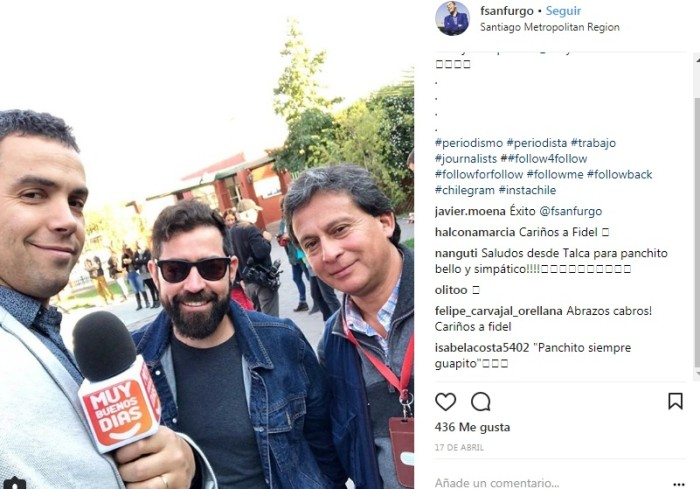 Francisco Sanfurgo / Instagram