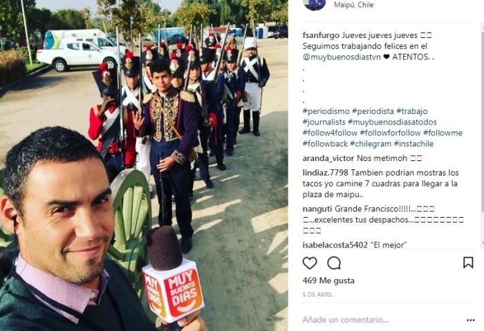 Francisco Sanfurgo / Instagram