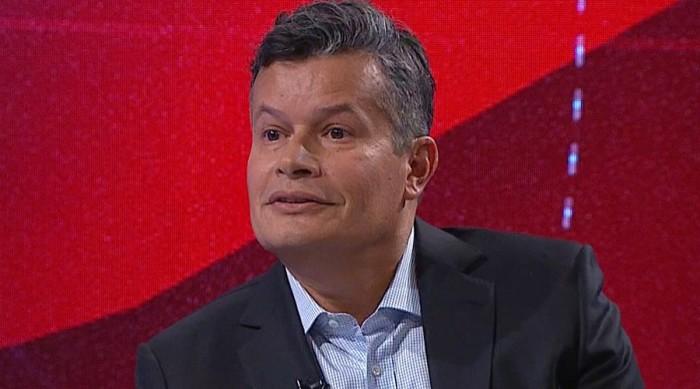 José Antonio Neme fue despedido del canal Mega
