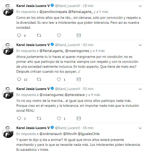 Karol Lucero   Twitter