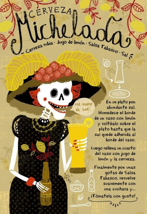 Una de las recetas de Patricia Aguilera, comercializada ilegalmente en Lastarria