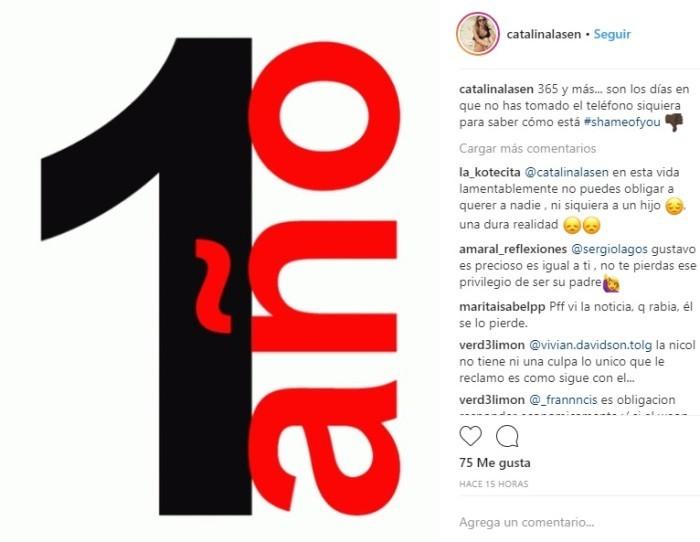 Catalina Lasen | Instagram