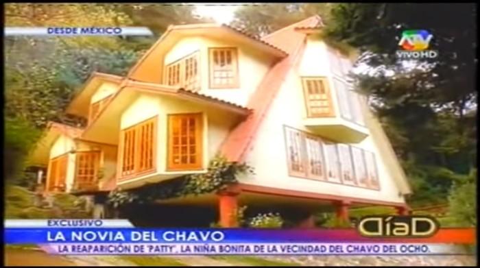 La casa donde vive Ana Lilian y su familia - Captura | YouTube