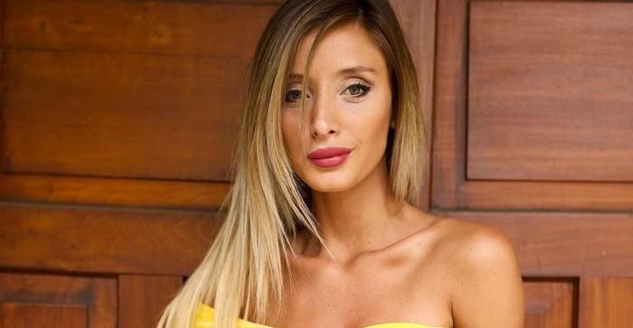 Yuli Cagna ahora tiene labios más carnosos