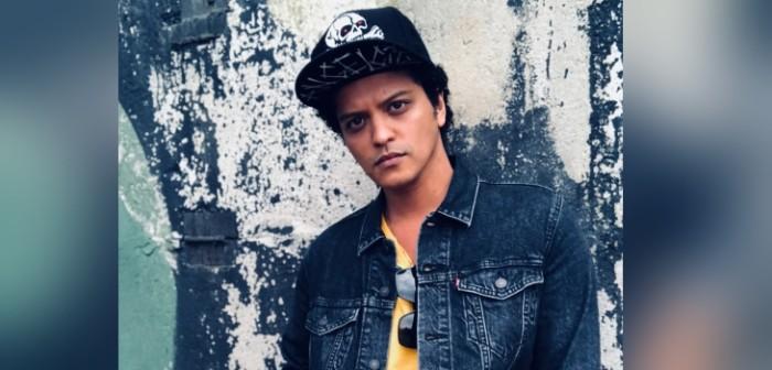 Bruno Mars | Instagram