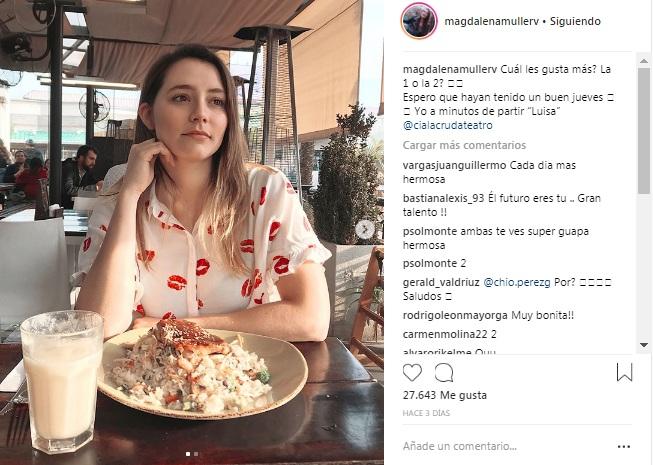 Magdalena Muller / Instagram