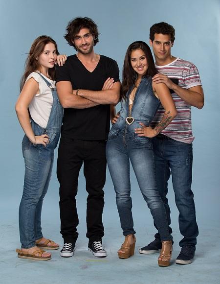 Raimundo Alcalde como 'Pablo'  en 'El Camionero' | TVN