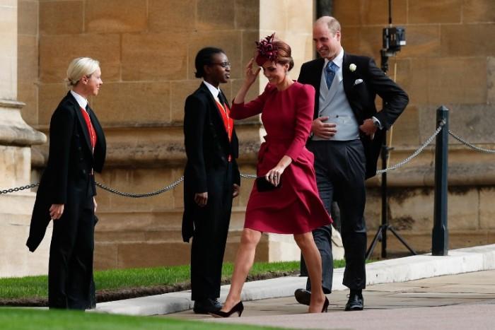 Photo by Gareth Fuller / POOL / AFP