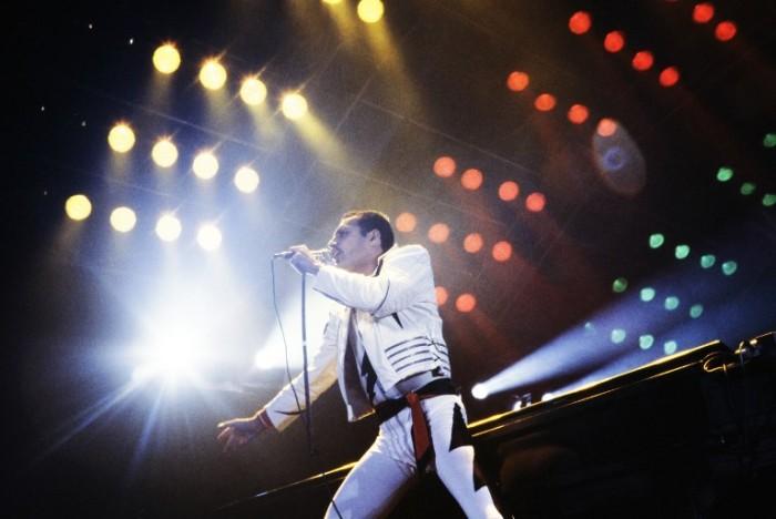 Freddie Mercury / Jean-Claude COUTAUSSE / AFP