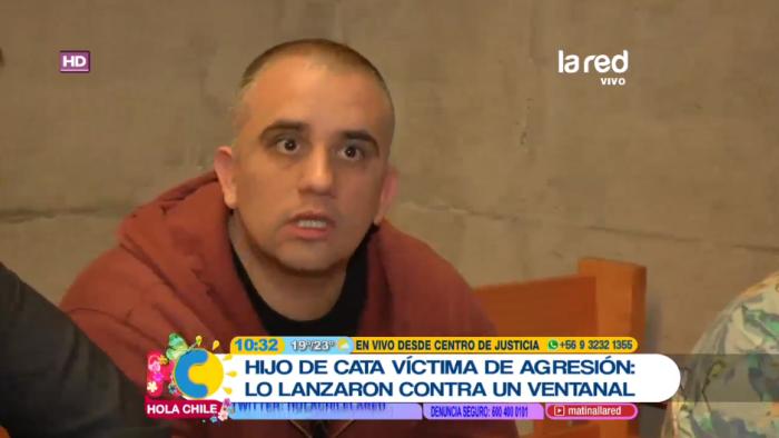 Catalina Pulido interpone querella por agresión a su hijo de 15 años