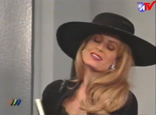 Cecilia Bolocco en Morelia/ Youtube