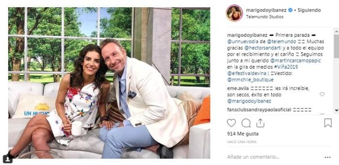 María Luisa Godoy / Instagram