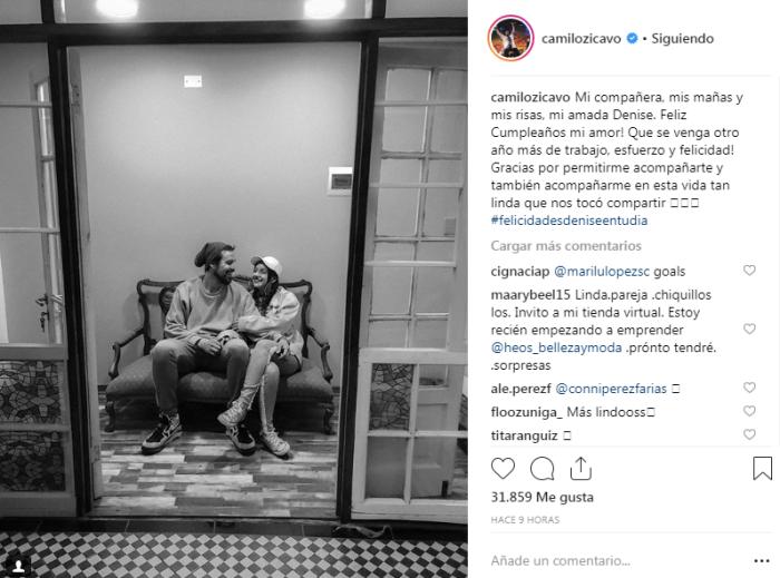Camilo Zicavo   Instagram