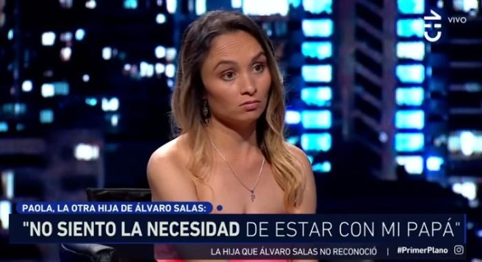 Álvaro Salas enfrentará nueva demanda por paternidad