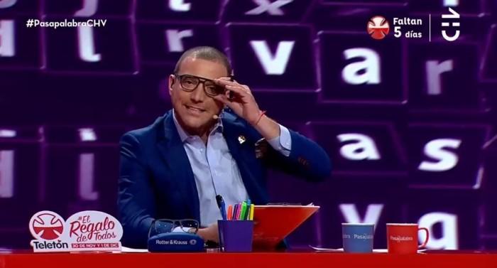 Captura Chilevision