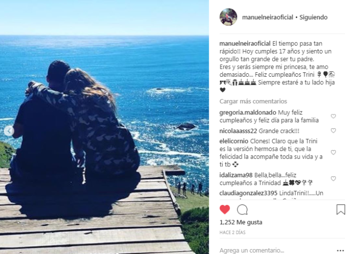 Manuel Neira | Instagram