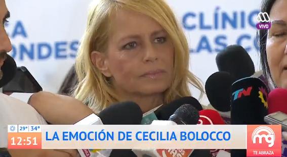 Máximo Menem Bolocco será dado de alta este lunes