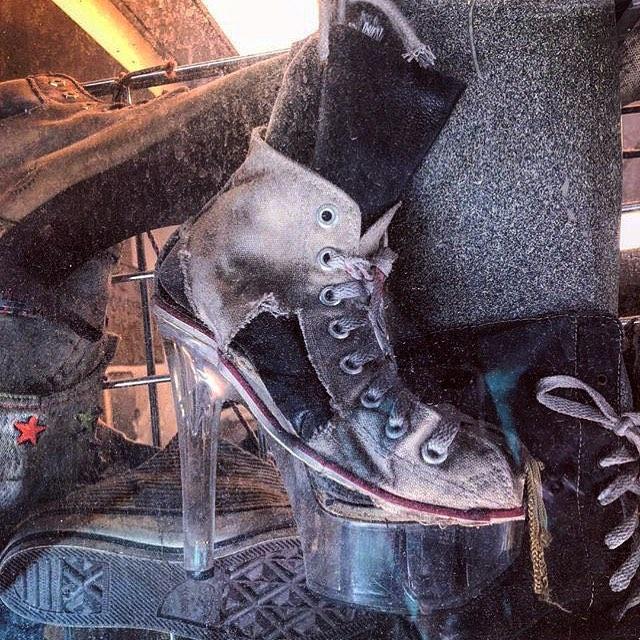 Crimes Against Shoe Manity | Instagram